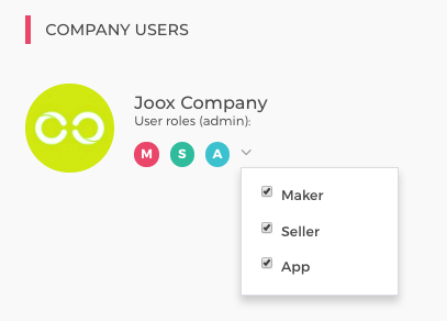 Maker How To Add And Manage Users In Your Company Profile Joox Io