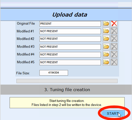How-To: Upload new tune files to your OFT, using OpenFlash Manager