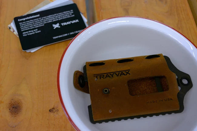 How to soak your Trayvax Element: Soaking in warm water