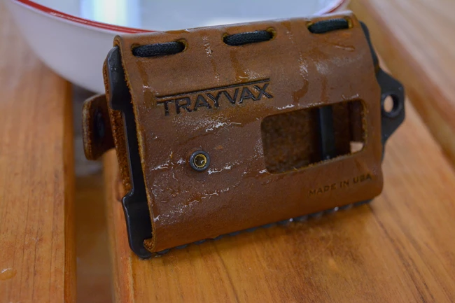 How to soak your Trayvax Element: Take out of water