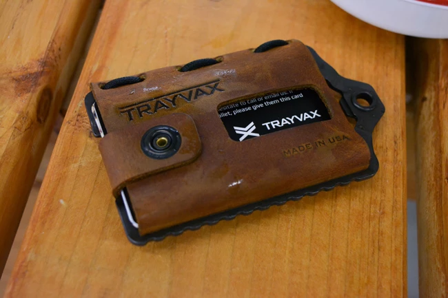 How to soak your Trayvax Element: Let it mold to fit