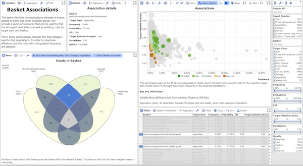 Example Data Explorer