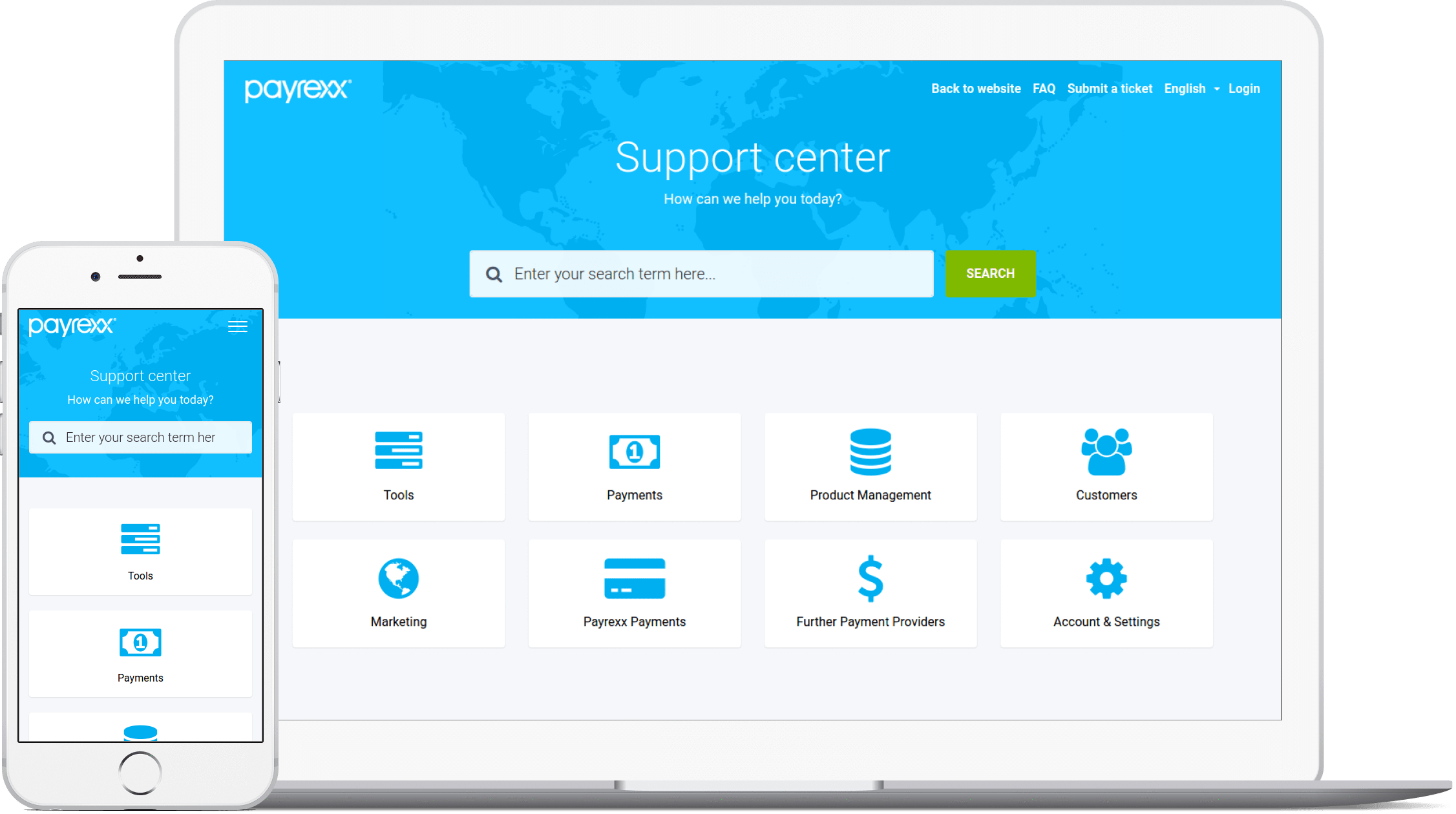 Theme-for-Freshdesk-support-portal