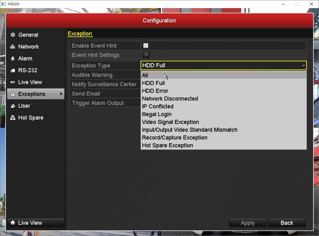 How To: Disable the Alarm/Buzzing/Beeping On A Hikvision