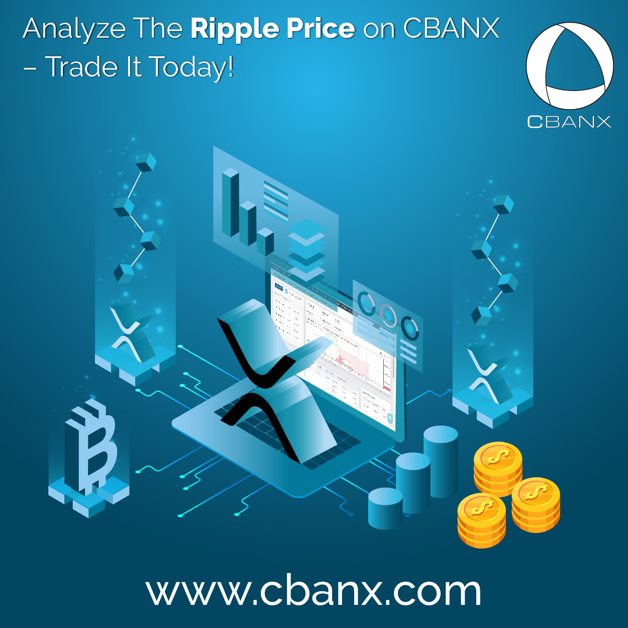 Analyze The Ripple Price on CBANX – Trade It Today!