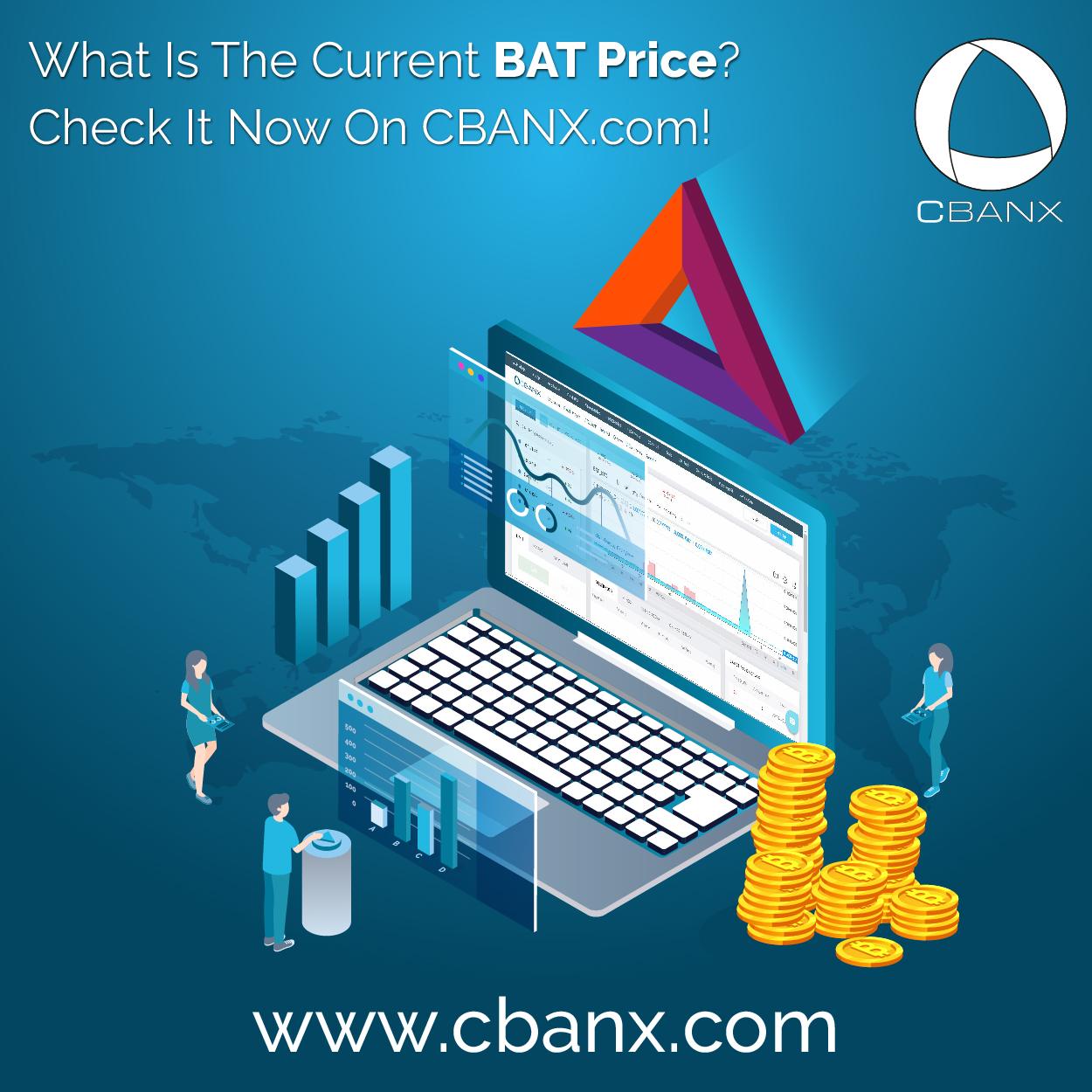 What Is The Current BAT Price? Check It Now On CBANX.com!