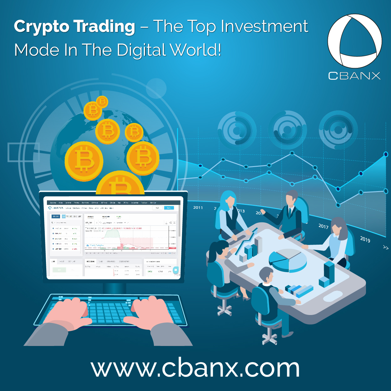 Crypto Trading – The Top Investment Mode In The Digital World!