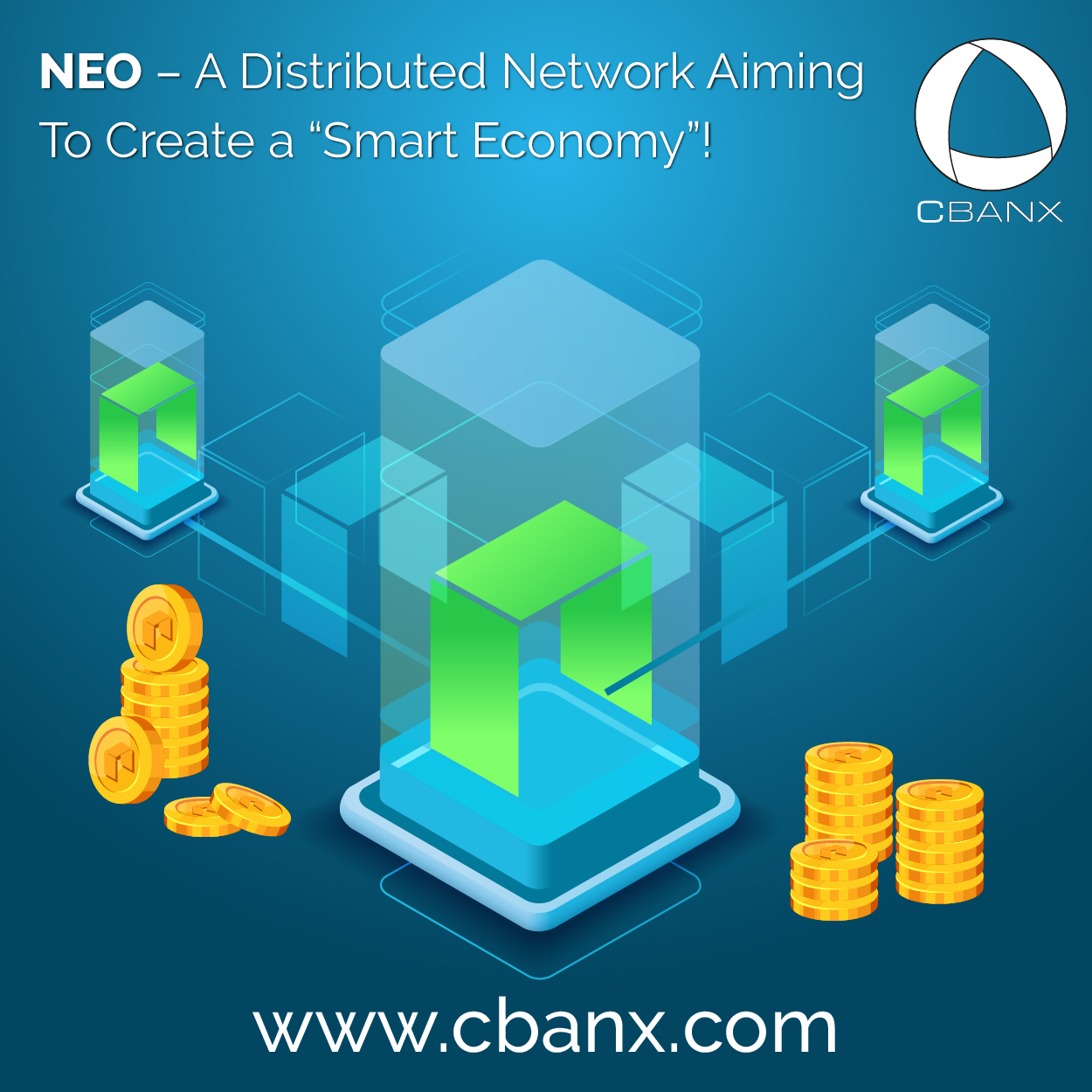 "NEO – A Distributed Network Aiming To Create a ""Smart Economy""!"