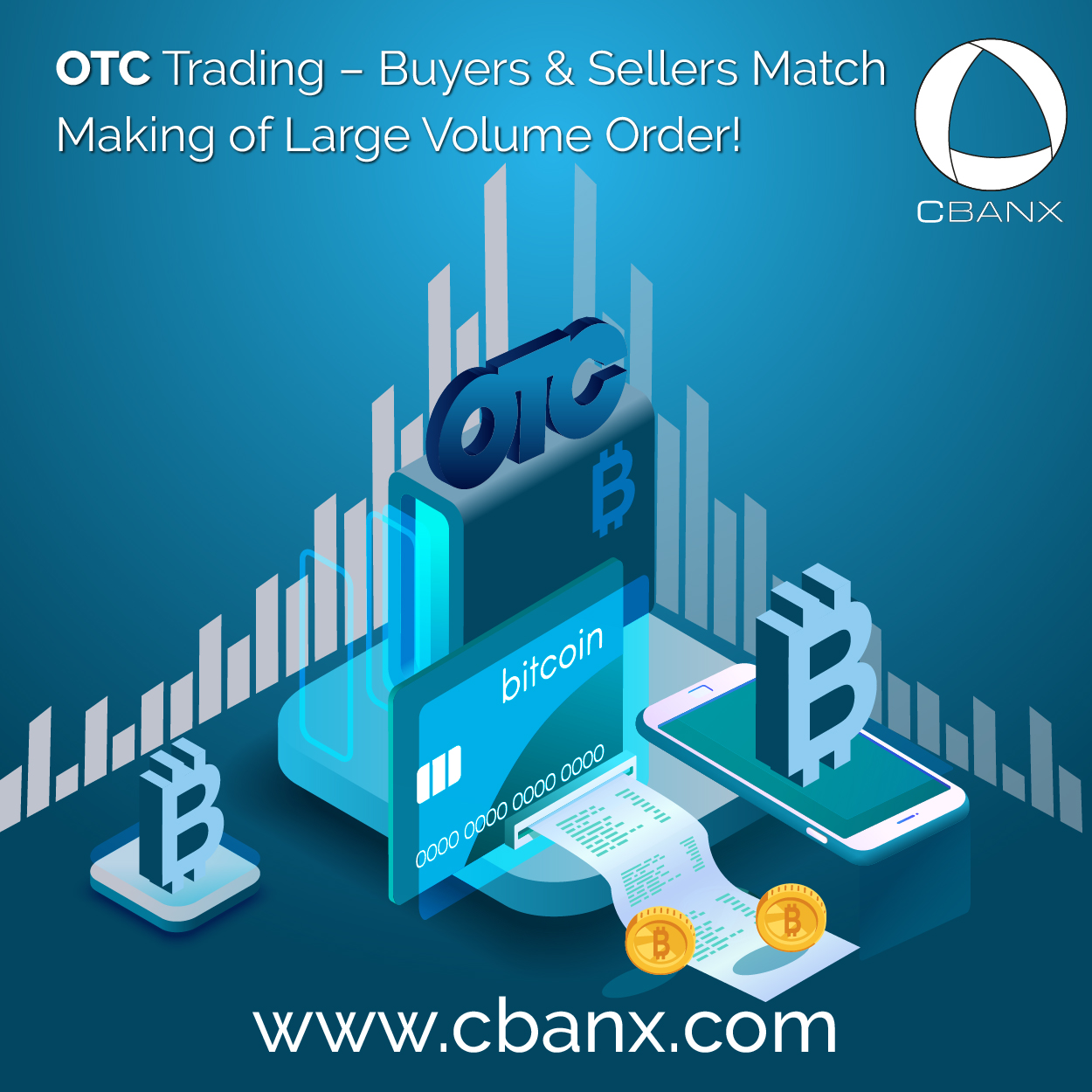 OTC Trading – Buyers & Sellers Match Making of Large Volume Order!