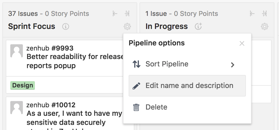 Customizing Board Pipelines