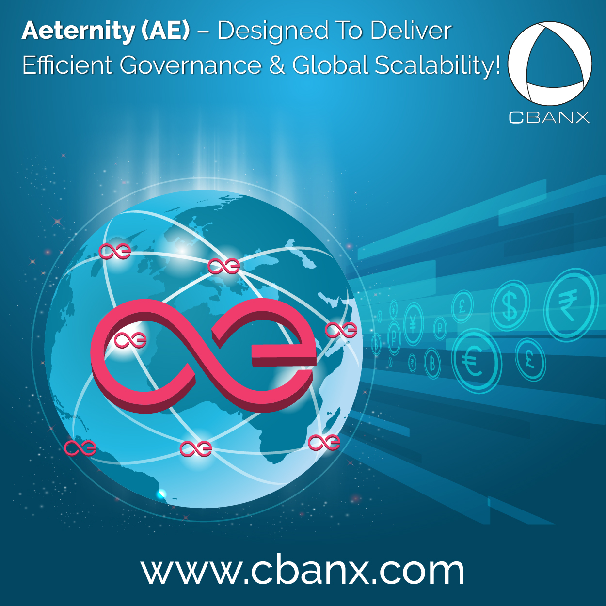 Aeternity (AE) – Designed To Deliver Efficient Governance And Global Scalability!