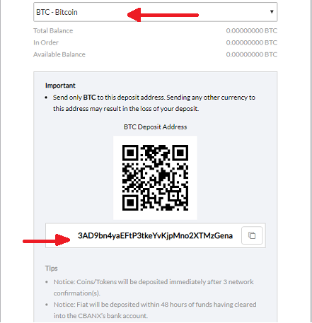 how to get a wallet address for cryptocurrency