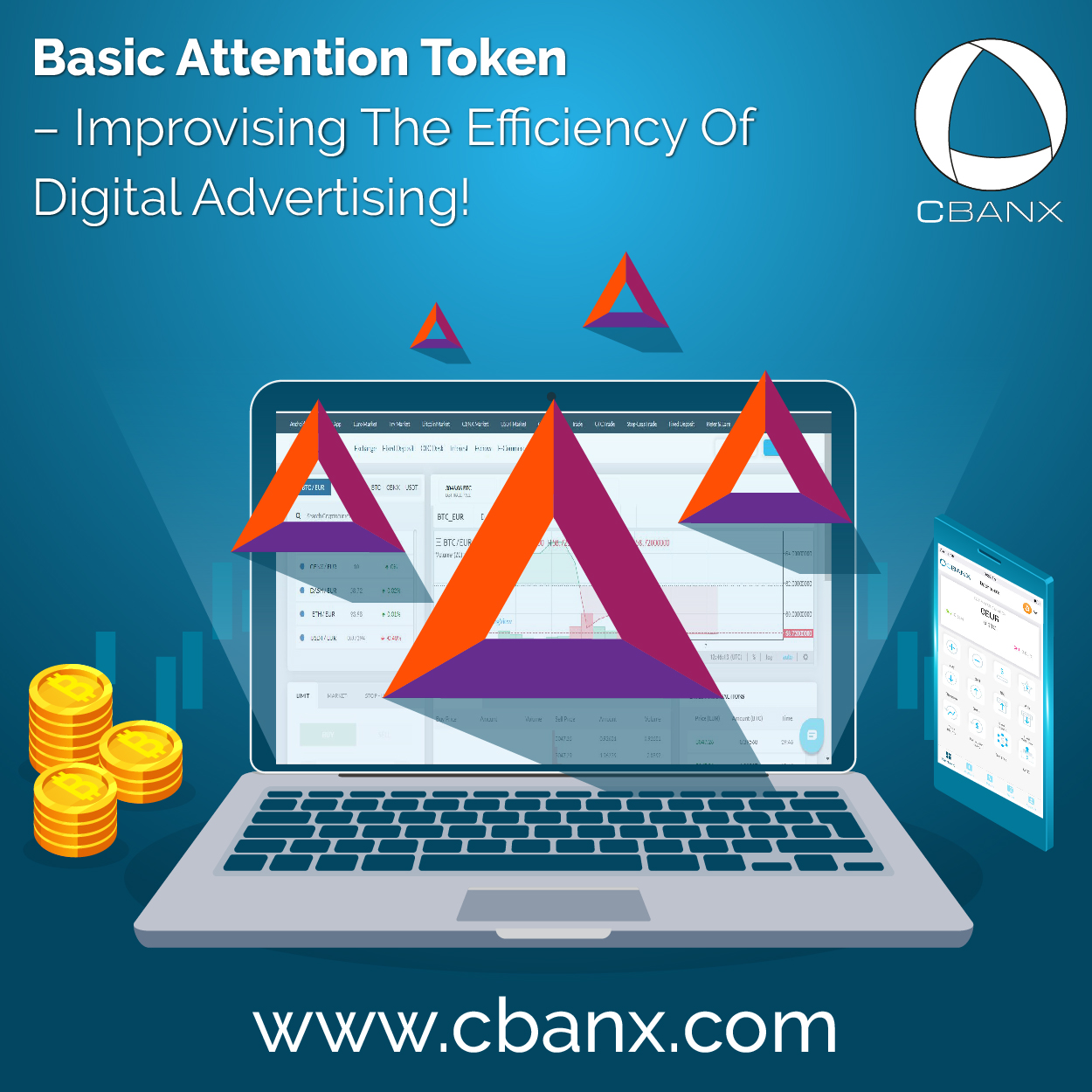 Basic Attention Token – Improving The Efficiency Of Digital Advertising!