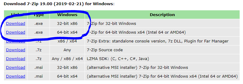 How to Open and Extract a  zip or  rar Folder on Windows | Help Portal