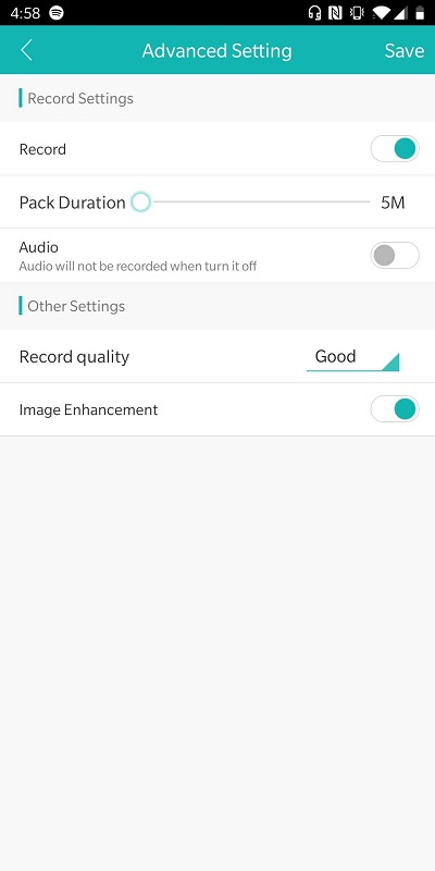 How to Configure Recording Settings for Your WiFi Bird Box Camera