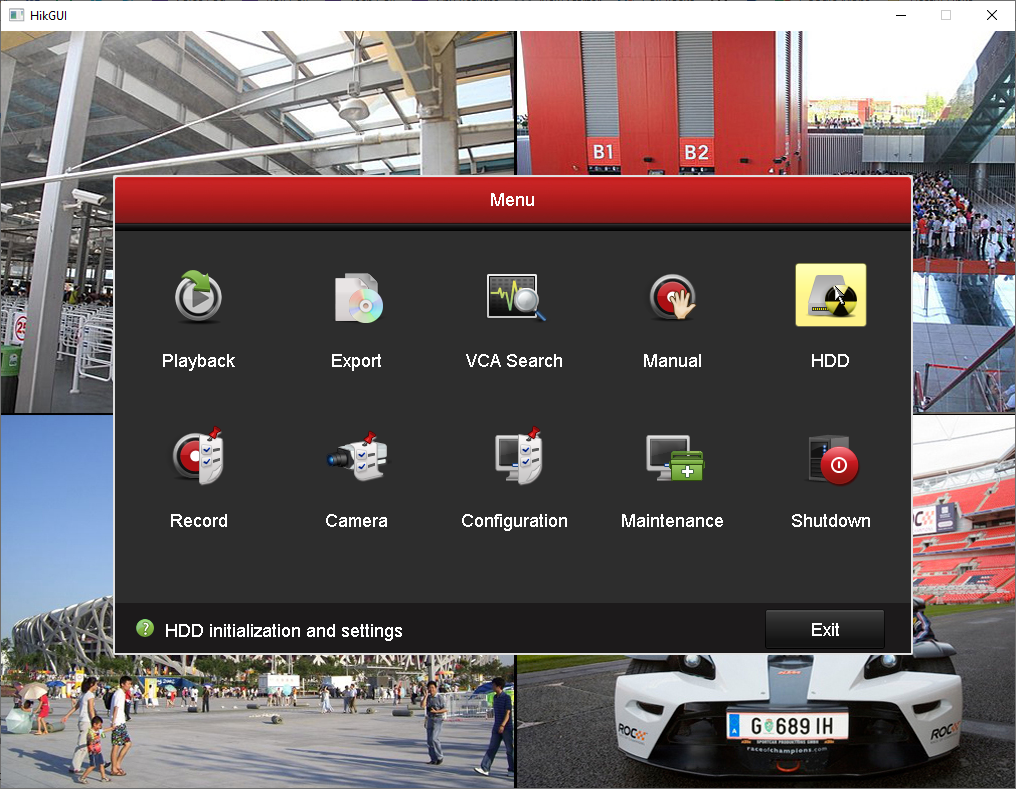 How To: Disable the Alarm/Buzzing/Beeping On A Hikvision Recorder