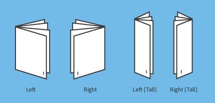 screenshot: diagram of booklets