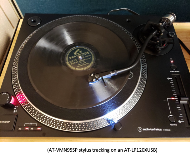 Audio Solutions Question of the Week: What Cartridges and Styli Does Audio-Technica Offer for Playing 78 RPM Records?