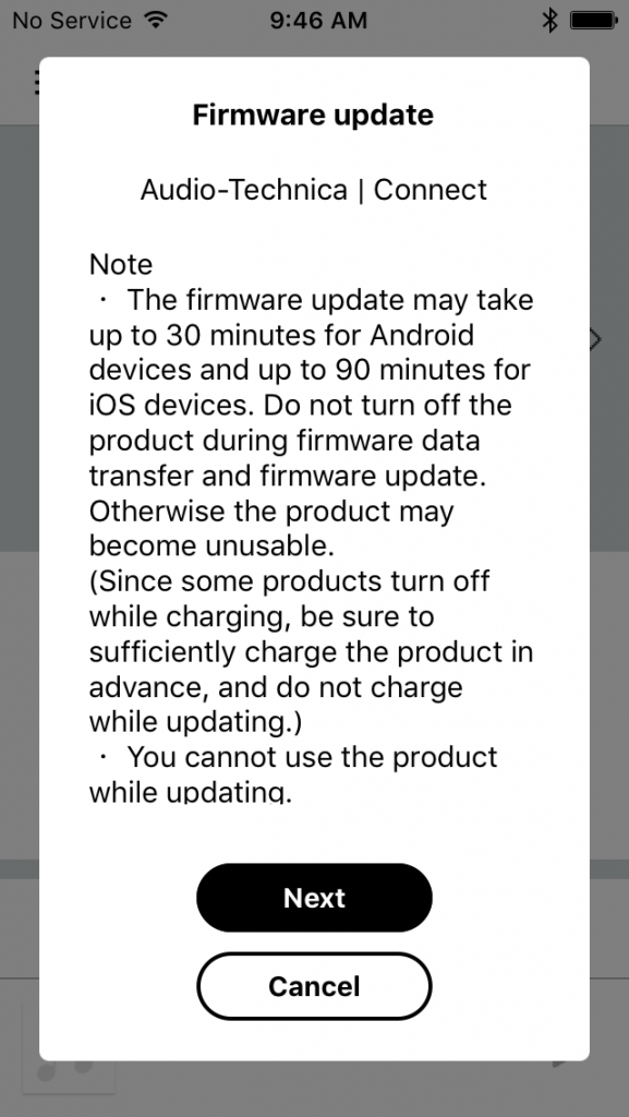 Audio Solutions Question of the Week: How do I update the firmware on my headphones with the Audio-Technica Connect app?