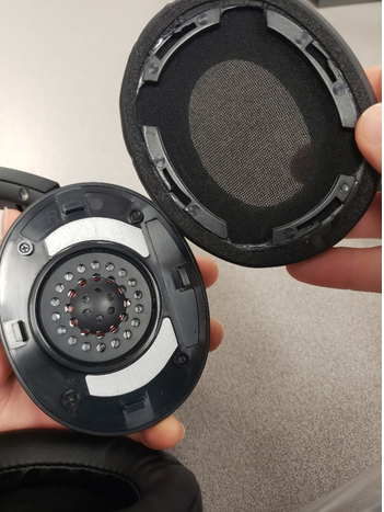 Audio Solutions Question of the Week: How Do I Change the Earpads on the ATH-SR50BT Headphones?