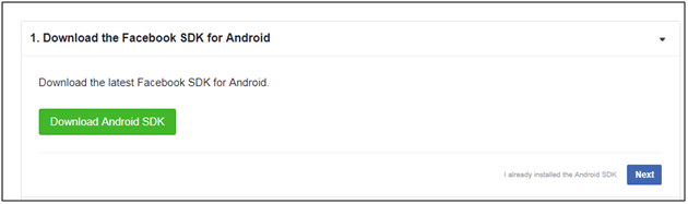 facebook-sdk-for-android