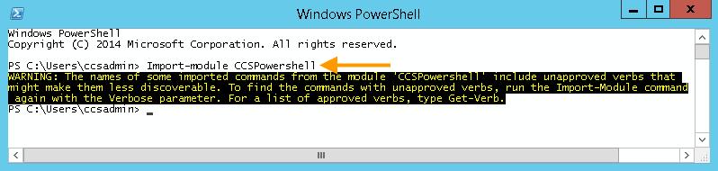 Importing PowerShell Modules