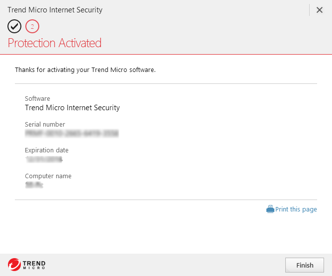 Activation_Protection_Activated_Internet Security