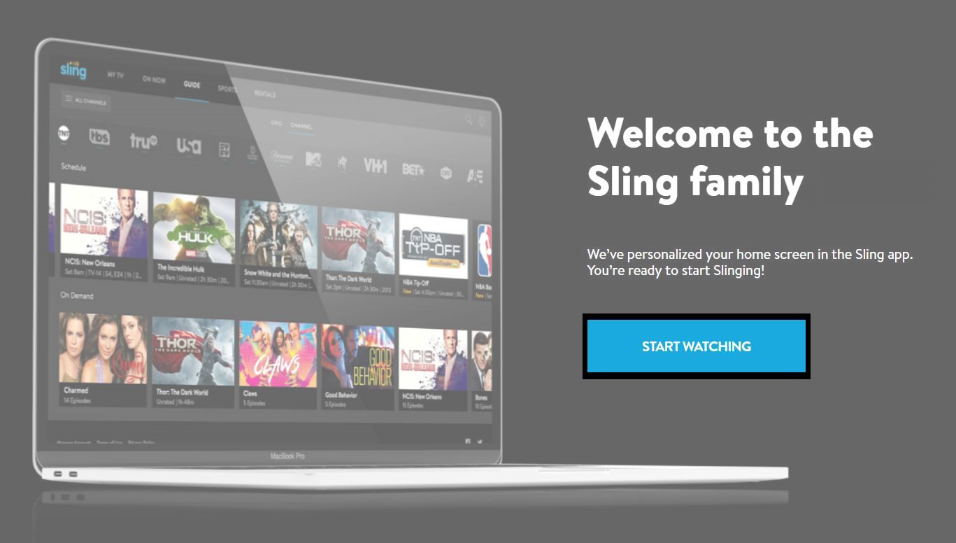 Sling TV | How to sign up for Sling TV