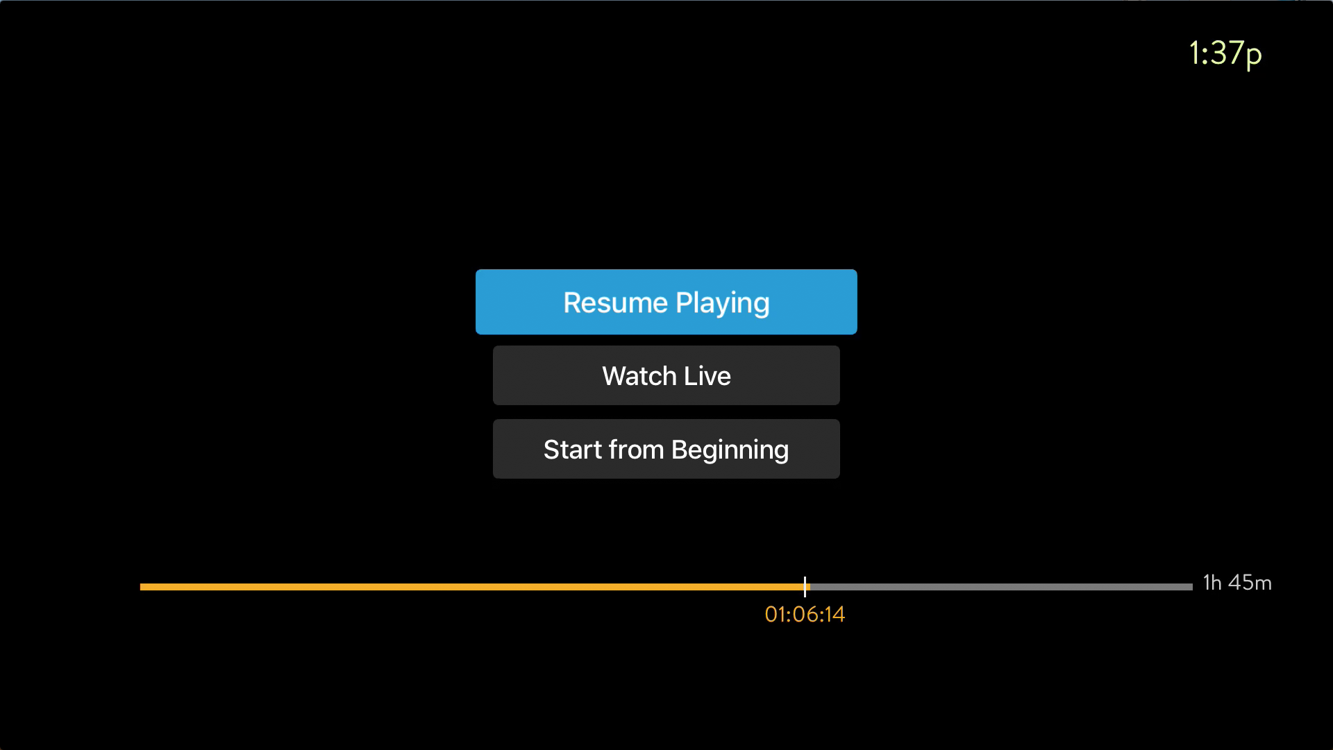 Sling TV   Learn about recent updates to your Apple TV