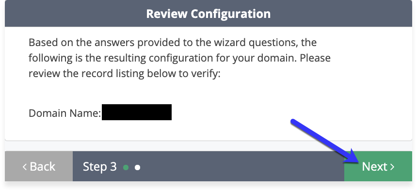 new domain wizard 9