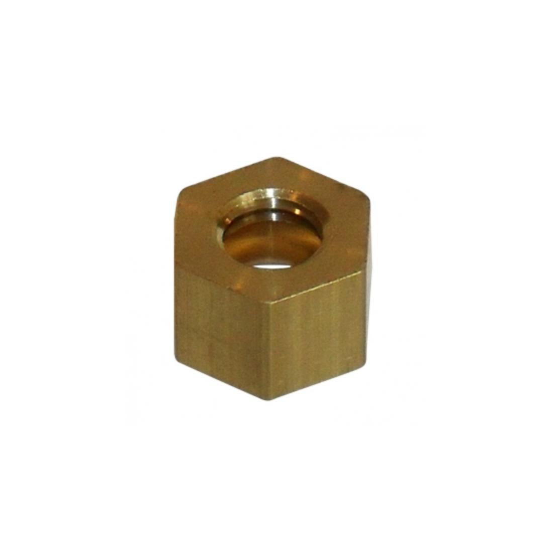 brass stop nut