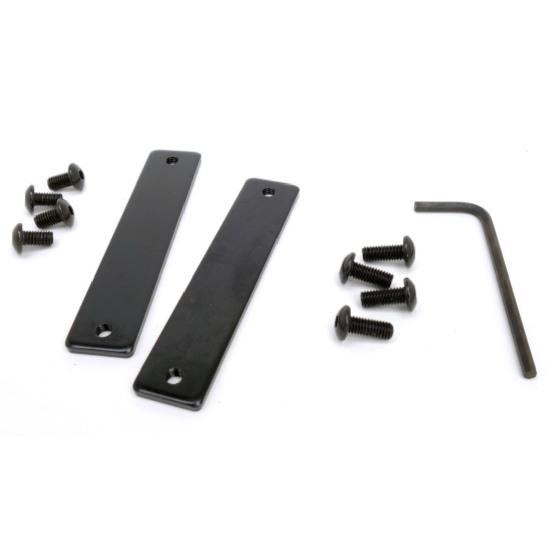 cradle arm hardware kit black