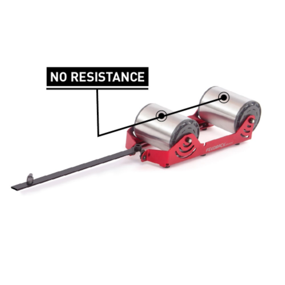 omnium no resistance sled