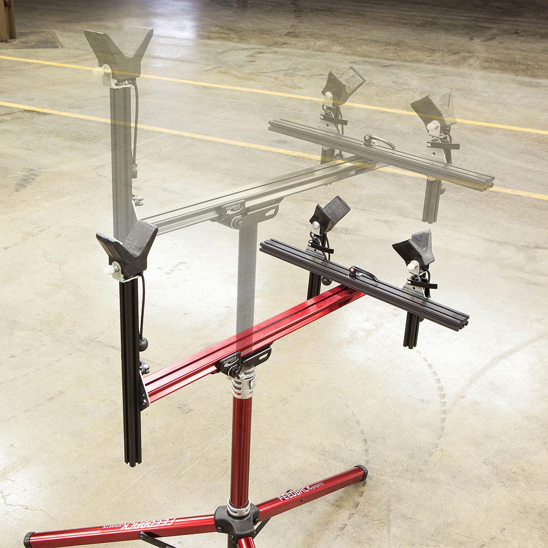 tri-cycle repair stand