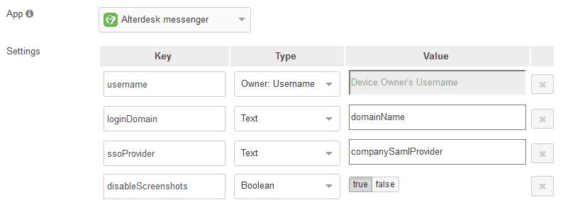 multi device management messenger