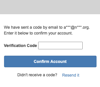 Verification window