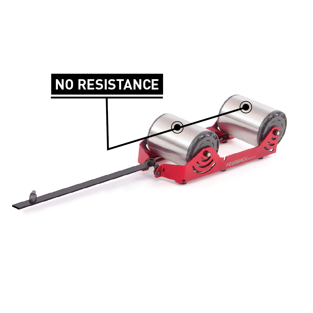 No resistance sled