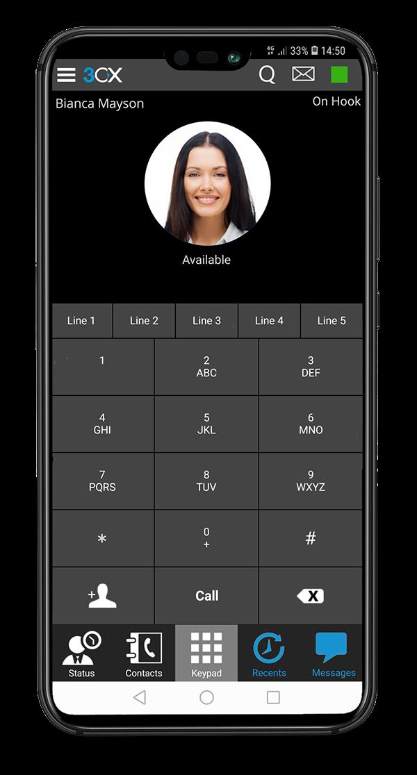 Installer & configurer votre application 3CX pour Android