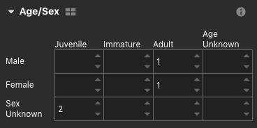 Age/sex
