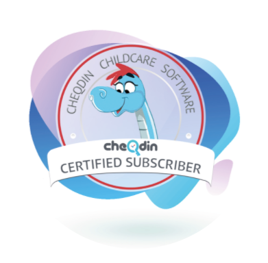 Cheqdin Certified Subscriber badge