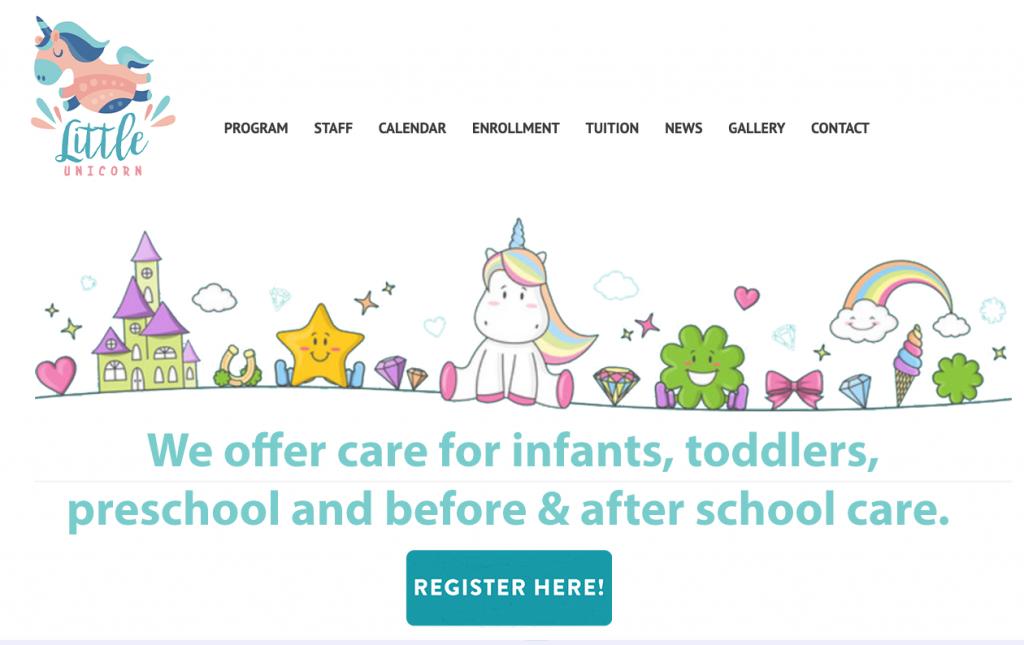 Website Register Now Link