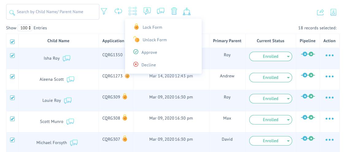 Unlocking Registration Forms