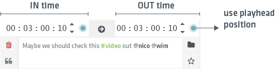 subclip-timing