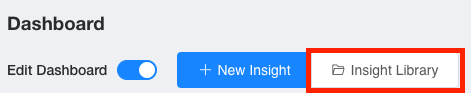 Insight Library Button