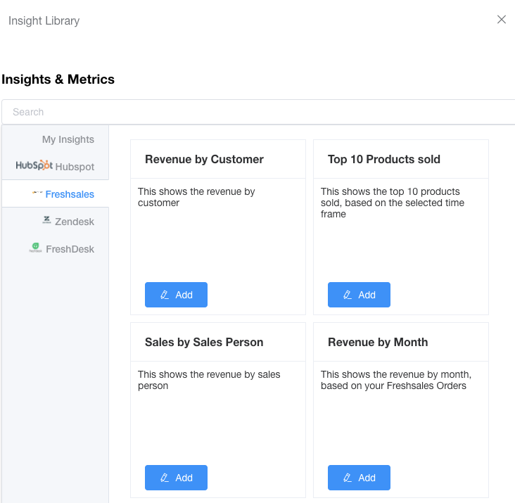Insight Library - Insights