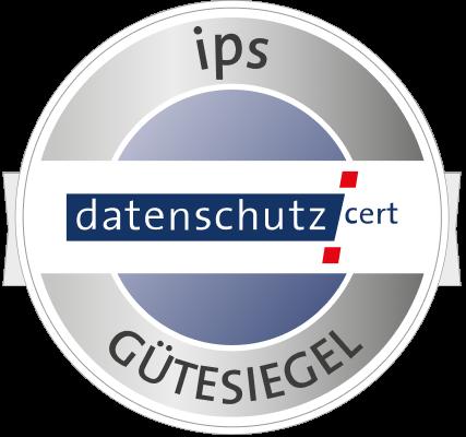 ips Datenschutz Cert Gütesiegel