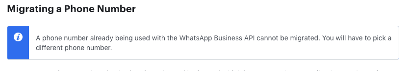 WhatsApp Business Integration : Freshchat