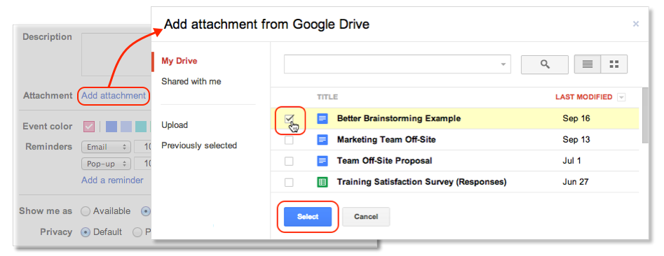 how to add other emails to google calendar