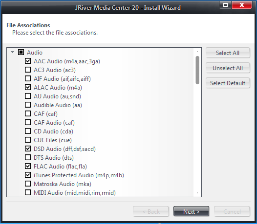 Using JRiver Media Center With Geek Out - Setup And User