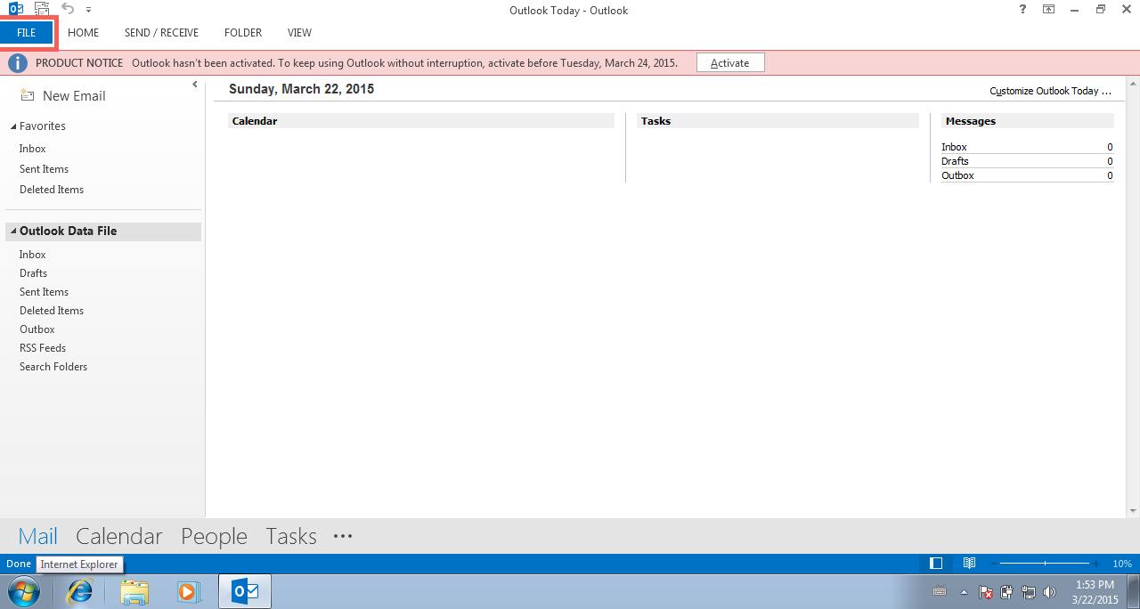 707936fb9f17db Konfiguracja Microsoft Outlook w systemie Windows - Baza Wiedzy ...